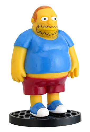 The Simpsons Comic Book Guy Mini PVC Figura 1