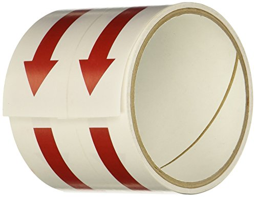 "TapeCase shiplbl-091–50""flecha hacia arriba"" etiqueta–50por paquete"