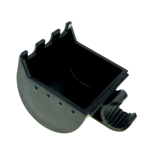 1 x Lego Duplo Bagger Schaufel schwarz für BAU Fahrzeug Benny Bob der Baumeister für Set 3293 5607 4260966 40642