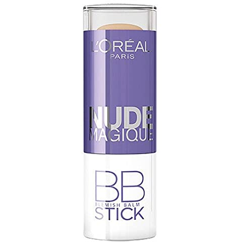 Loreal Nude Magique BB Blemish Balm Concealer Stick Medium to Dark Skin