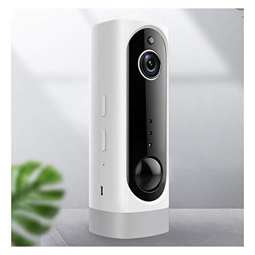 DYXT Überwachungskamera Haus drahtlose WiFi Kamera, für Home/Office/Baby/Haustier/ältere HD-Sicherheitskamera,1080p