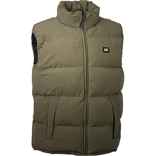 caterpillar-mens-quilted-insulated-vest-bodywarmer-gilet-green