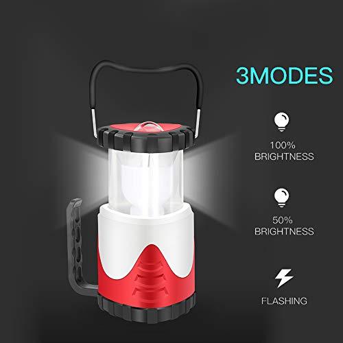 Zoom IMG-3 taozyy lanterna da campeggio led
