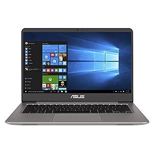 ASUS ZenBook UX3410UQ (90NB0DK1-M02510) 35,6 cm (14 Zoll FHD Matt) Ultrabook (Intel Core i7-7500U, 8GB RAM, 512GB SSD, NVIDIA 940MX (2GB), Win 10) grau [Altes Modell]