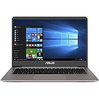 ASUS ZenBook UX3410UA (90NB0DL1-M04440) 35,6 cm (14 Zoll FHD Matt) Ultarbook (Intel Core i5-7200U, 8GB RAM, 256GB SSD, 1TB HDD, Intel HD Graphics, Win 10) Grau