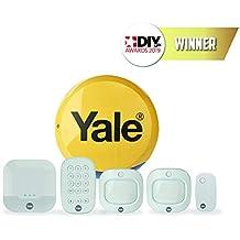 Yale IA-320 Sync Smart Home Alarm - Family Kit, Works with Alexa and Philips Hue