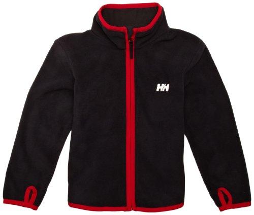 Helly Hansen Kinder Microfleecejacke K Shelter F/Z Navy