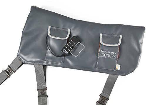 Equilibrium Therapy Massage Pad One Size Grey