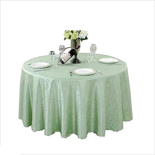 MAL Tischdecke, europäische Tischdecke der Hotelstoffrestauranttischdecke große Runde...