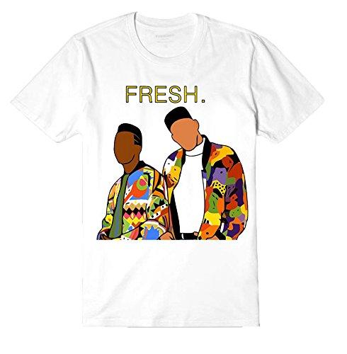 Fresh Prince Ringspun Men's T-shirt - S to XXL