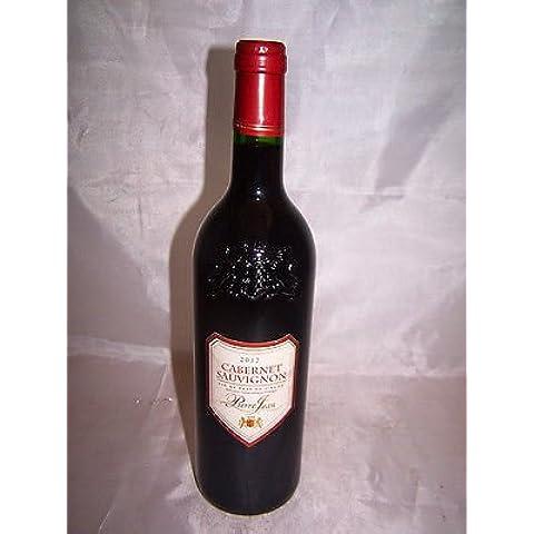 Cabernet Sauvignon 75 cl Pierre Jean 2012 Rosso Vin De Pays L