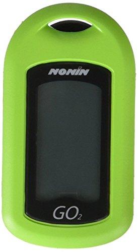 Nonin 9570-g-en GO2Pulsoximeter grün