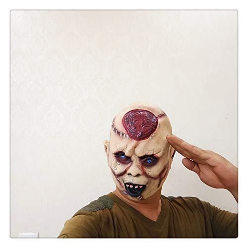 Erwachsene Kostüm Geist Mumie Gesicht Für - Z-one 1 Halloween Horrific Demon The Evil Dead Cosplay Requisiten Alien Bloody Monster Masken