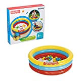 Niños Fisher Price Ball Pool pelotas baño planschbecken baño Pass...
