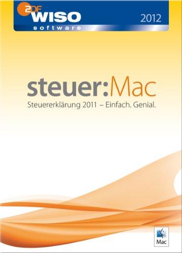 WISO steuer:Mac 2012 (für Steuerjahr 2011) [Download]