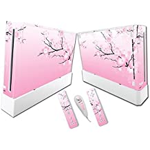 Linyuan Gaming Console & Controller Skin Sticker Decal A0238* para Nintend Wii