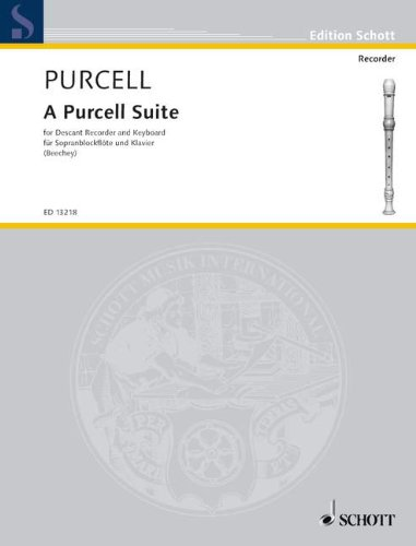 SCHOTT PURCELL HENRY - A PURCELL SUITE -...