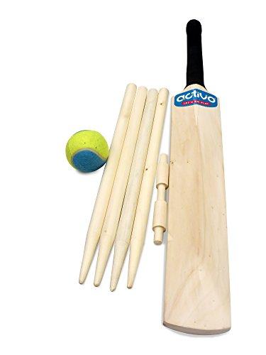 Unbekannt Mookie 8692 - Vollständiges Cricket-Set, Größe 3