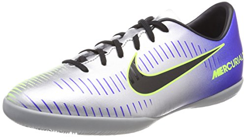 Nike Jr MercurialX Vctry 6 NJR IC, Chaussures de Football Mixte Enfant