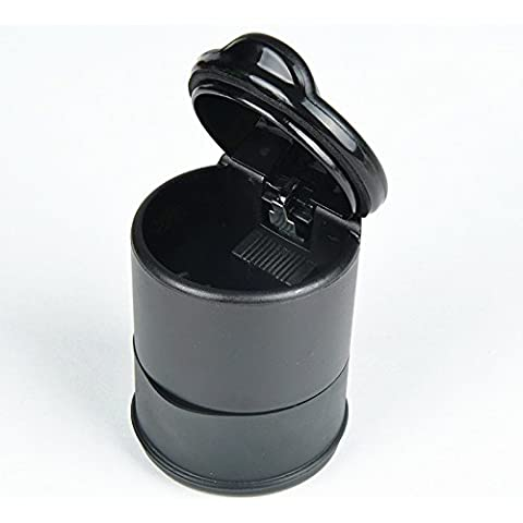 Goliton® portatile in auto per viaggi di fumo di sigaretta Posacenere Cup Holder stand Benne - Cup Holder Posacenere