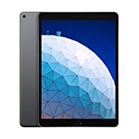 Apple iPad Air with FaceTime ( Early 2019 )  10.5-Inch, 64GB, Wi-Fi, Space Gray