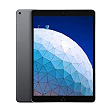 Apple iPad Air (10, 5 Pouces, Wi-FI, 256 Go) - Gris sidéral