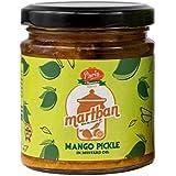 Martban Pickle Homemade Taste Mango Pickle in Mustard Oil - 200 GR