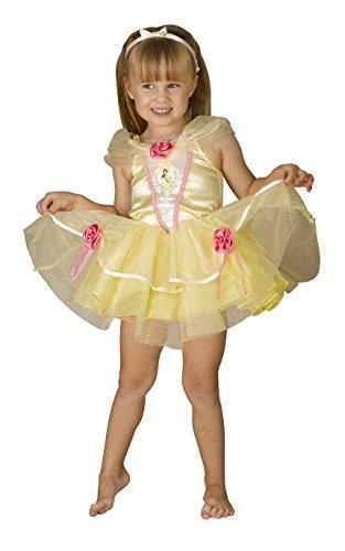 Disney - Prinzessin Belle Ballerina - Kostüm (Belle Ballerina Kostüme)