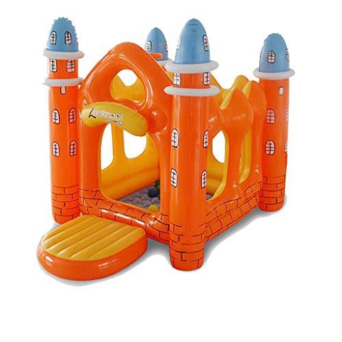 GUO XINFEN Baby-Kind-glückliche Zeit-Schloss-aufblasbares Spielzeug-Haus-Freches Fort Toy Room