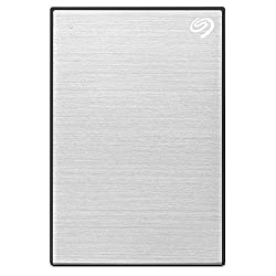 Seagate 1 TB Backup Plus Slim USB 3.0 Portable 2.5 Inch External Hard Drive for PC and Mac