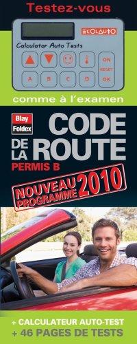 Code de la route 2010 + Calculateur auto test