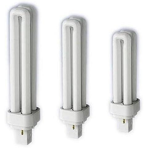 Laes-Lamp.Fluor.Ahorro 2Pins Eco