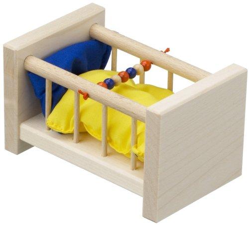 Selecta 4203 - Lettino, accessorio casa delle bambole