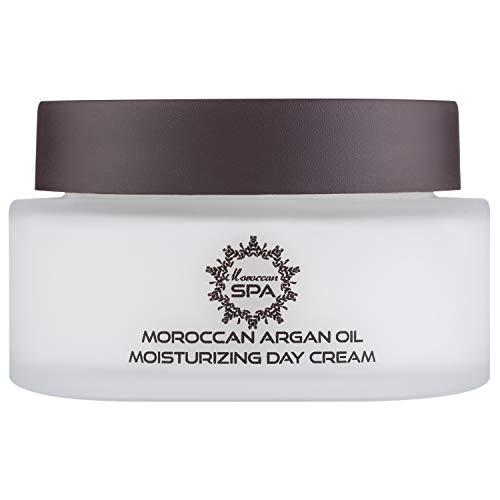 Huile d ' argan marocaine crème hydratante de jour 50 ml