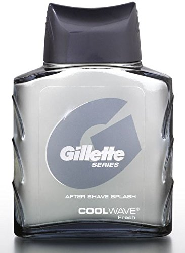 Gillette Series After Shave Cool Wave 100ml (2er Pack) (2er Set)