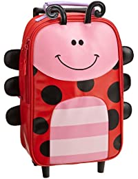 Stephen Joseph Little Girls'  Little Girls'  Rolling Backpack