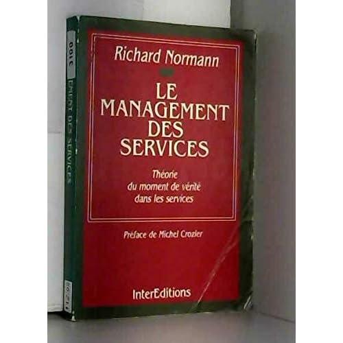 Le management des services : Théorie du moment de vérité dans les services
