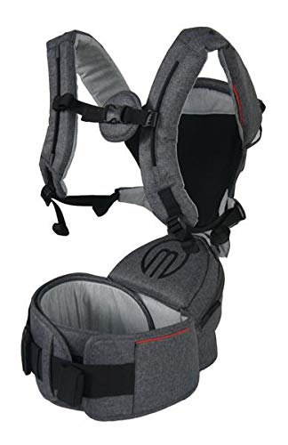 MiaMily HipsterTM Smart - The New Revolutionary 3D Baby Carrier MiaMily HIPSTER™ SMART is a 3D baby carrier. A 3D baby carrier is a carrier that has a built-in 3D hip seat incorporated to the structure and this makes ALL THE DIFFERENCE. Ergonomic for the baby Ergonomic for the parent 4