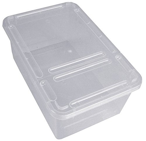 Trixie BraPlast Kunststoffbehälter, 24 × 7 × 18 cm