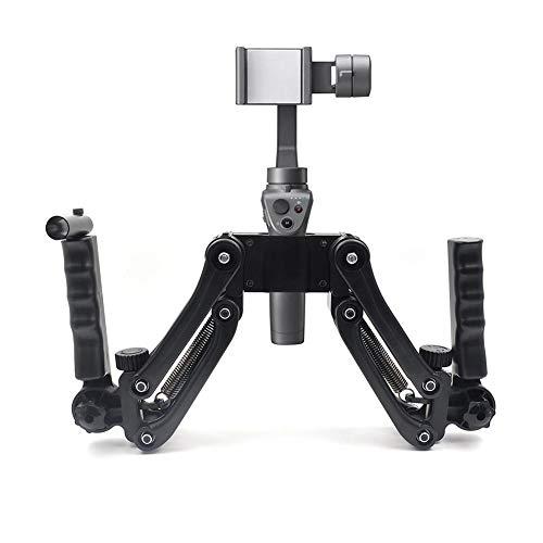 4. Axis Gimbal Stabilisator - Dual Hand Gyroskop Stabilisator OSMO Handheld Anti-Shake. Achse Gimbal Stabilisator Kamera Halter Für DJI Ronin S