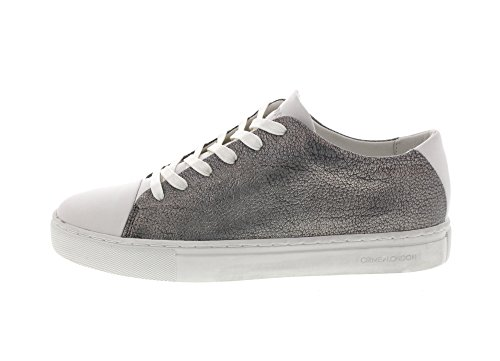 Crime London 25287S17 - Damen Schuhe Sneaker Schnürer Grey
