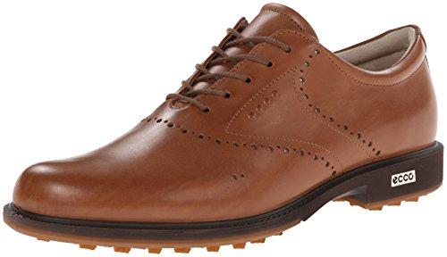 Voici La Chaussure De Golf Golf Hybrid Pour Hommes - Chaussures De Golf Pour Hommes Marron