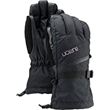 Burton Women Gore Glove - Color:True Black - Talla:S - Guantes de snowboard y ski para mujer