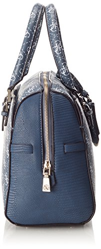 Guess HWSG6214060 Isla Bag Borsa a Mano, BLU Blu