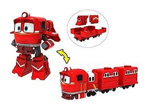 ROBOT TRAINS - Figura transformable Deluxe ALF-80185 80185 NC