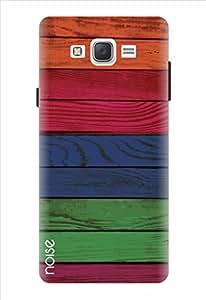 Noise Designer Printed Case / Cover for Samsung On5 Pro / Patterns & Ethnic / Woods Design