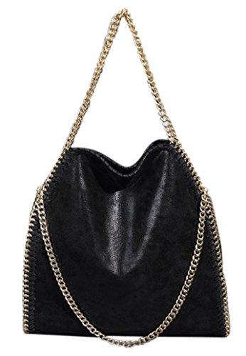 getthatbagr-vienna-womens-tote-bag-silver-chain-hardware-bag-red-black-beige-brown-blue-pink-black-2