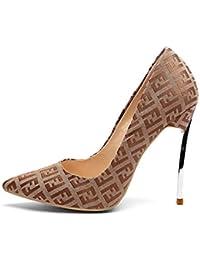 46 Zapatos Amazon Tacon Tacón De Mujer Plataforma es XxqRHp