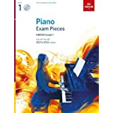 Piano Exam Pieces 2021 & 2022, ABRSM Grade 1, with CD: Selected from the 2021 & 2022 syllabus