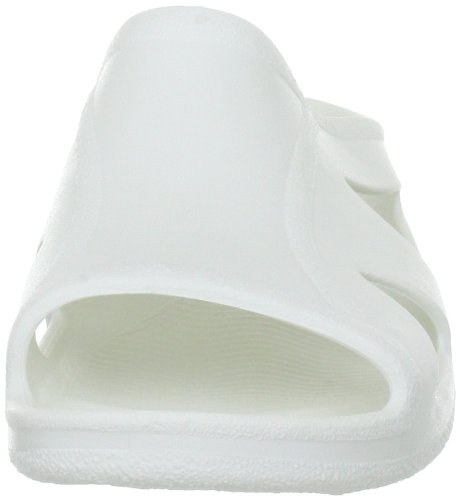 Fashy Bio Slipper 7243, Sandales femme Blanc-TR-F4-53